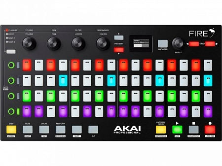 AKAI PRO FIRE (CONTROLLER ONLY)